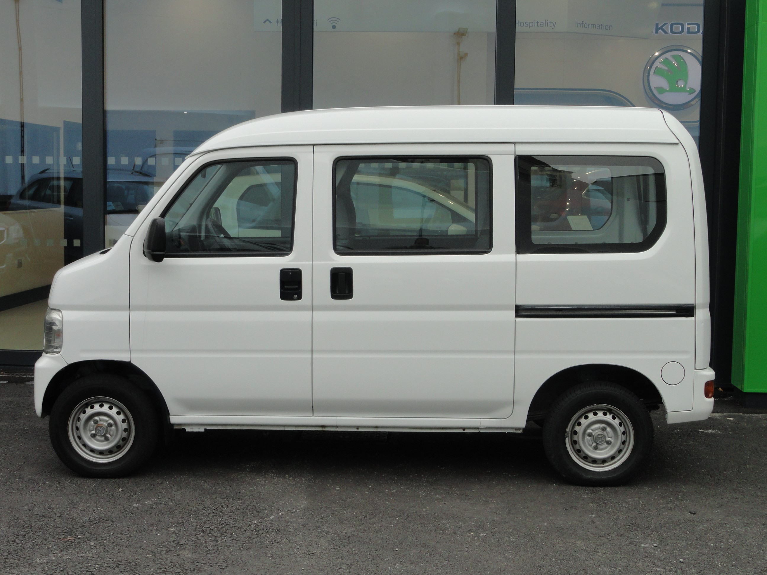 Honda Acty 5 Seater window Van