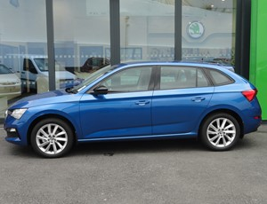 ŠKODA Scala SE 1.0 TSI 115PS 5d