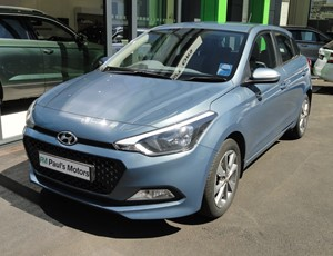 Hyundai i20 SE 1.2 Manual 5dr