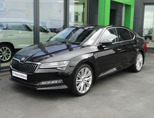 ŠKODA Superb 2.0 (190 Bhp) SE L Executive